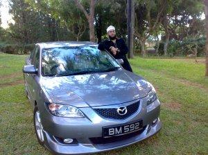 AHSAN CHA CAR