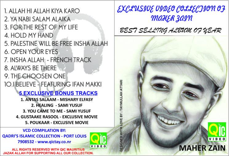 MAHER ZAIN | Qadri's Islamic Collection